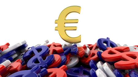 sharpness: Euro win dollar