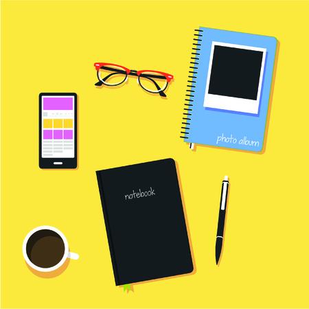 Personal Goods Illustration