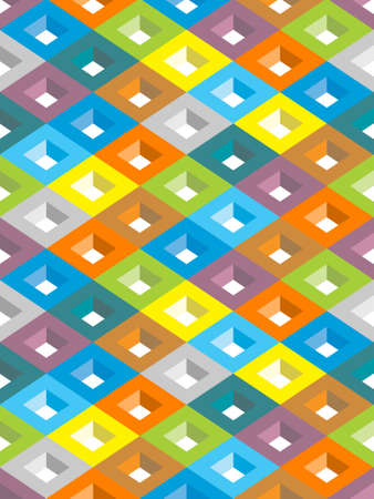 lozenge: Infinite abstract background with lozenge motifs, colored pattern