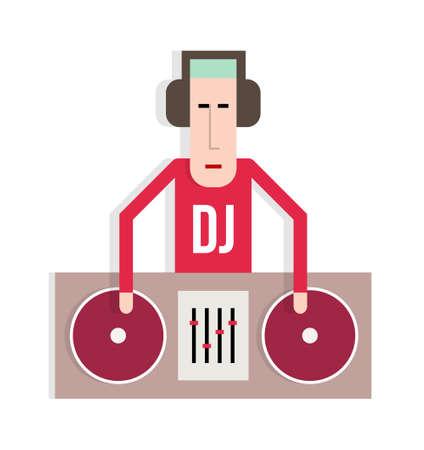 soundsystem: DJ on performance, sound system