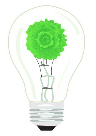 Green light concept Stock Vector - 7023310
