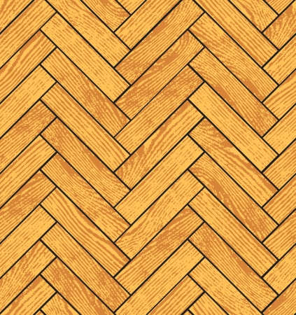 Grunge wood parquet texture, seamless background