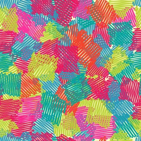 pink cell: Sin problemas de fondo con el grunge, garabatear l�nea geom�trica
