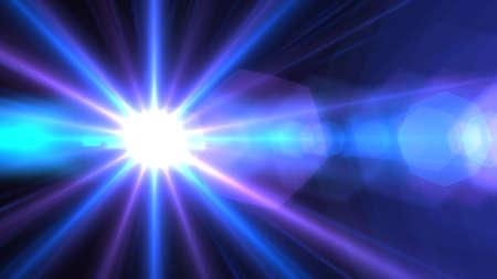 Abstract light illustration background. Reklamní fotografie
