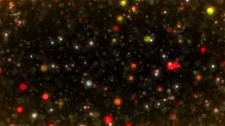 particle dust sparkle effect background