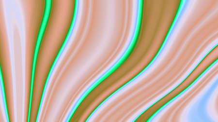 holographic texture neon cream gradient colors background Imagens