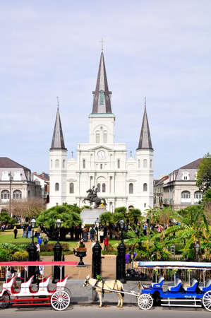 St. Louis Cathedral Editorial