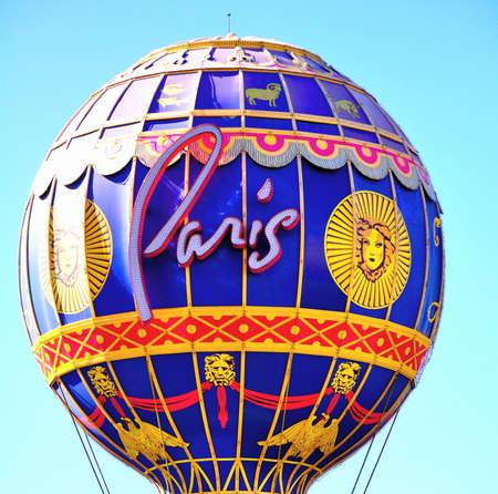 Paris Sign in Las Vegas