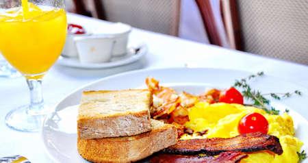 Breakfast at Mon Ami Gabi