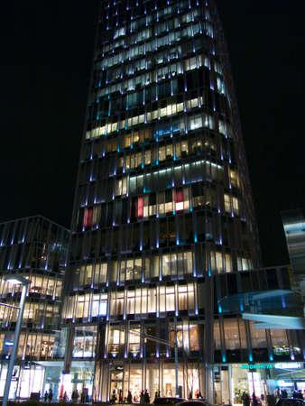 omotesando: AO Building in Aoyama, Omotesando Editorial