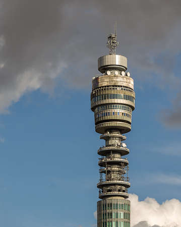 Tower in London.