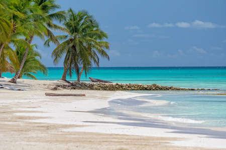 Saona Island in Dominikan Republic.