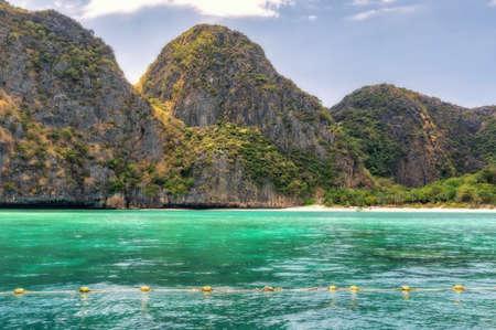 MAYA BAY, PHI PHI ISLANDS,KRABI   BEST THAILAND BEACH.