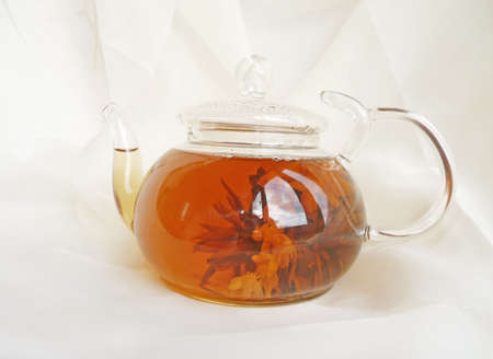 glass teapot Stock Photo - 6337057