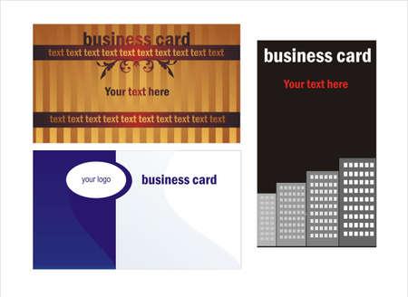 hillock: tarjetas de visita