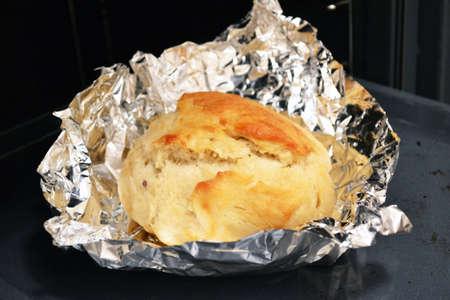 homemade bread: homemade bread
