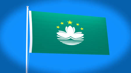 philippino: the national flag of Macao