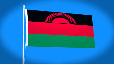 philippino: the national flag of Malawi