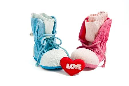 Love shoes Stock Photo - 12041474