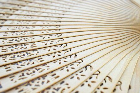 Pattern of Chinese Fan