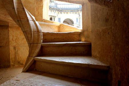 stone stairs: Stone stairs Editorial
