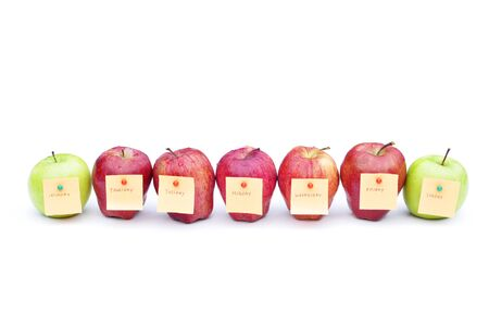 eat right: an Apple a day keeps the doctor away