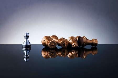 Przywództwo Koncepcja szachy