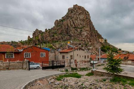 Afyonkarahisar / Turkey. Karahisar (Castle) Castle