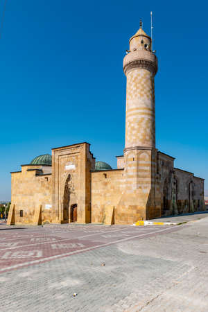 Alaaddin (Alaeddin) mosque is in the historical castle of Nigde The mosque was constructed in 1223 during the reign of Keyqubad I (r.1220 1237) of Sultanate of Rum