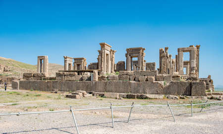 Welcome to Persepolis.One of the great wonders of the ancient world, Persepolis embodies not just a grand architectural scheme but also a grand idea.