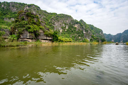 South of Hanoi, Ninh Binh province is blessed with natural beauty, cultural sights and the Cuc Phuong National Park, Vietnam.