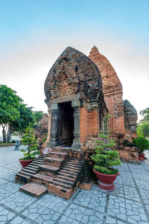 Po Nagar Cham Towers Top choice buddhist temple in Nha Trang.Built between the 7th and 12th centuries, these impressive Cham towers are still actively used for