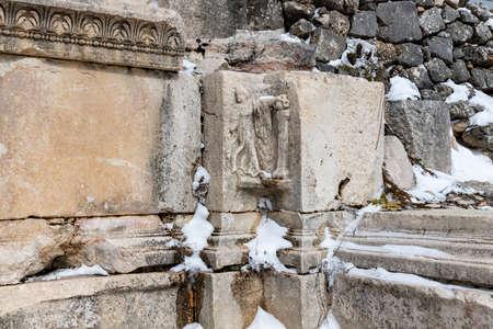 northwest necropolis of Sagalassos Ancient City. Aglasun, Burdur - Turkey
