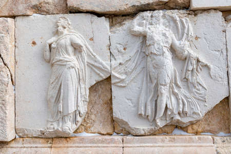 Welcome to Sagalassos. Isparta, Turkey.To visit sprawling ruins of Sagalassos, high amid jagged peaks of Akdag, is to approach myth: ancient ruined city set in