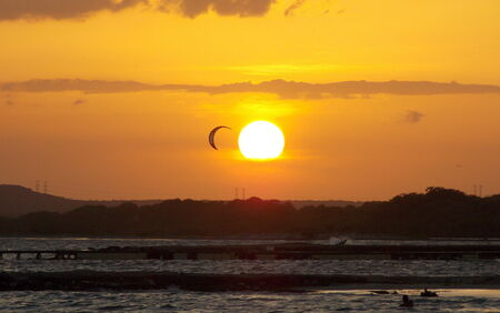 Kite Surf in The Yaque photo