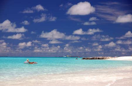 tropical;island;blue;sky;indian ocean;maldives;ocean;vacation;holidays;beach;exotic;water;idyllic;bay;calm;coastline;lagoon;shore;travel;tropic;vegetation;nature;paradise;recreation;relax;sea;sun;sunlight;tropics;turquoise;white sand; air bed; air mattres
