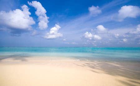 Beautiful Tropical Beach Stock Photo - 9547085