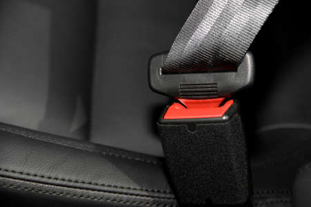 safe driving: Safety Belt Stock Photo
