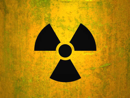 radioactivity Stock Photo - 9547425