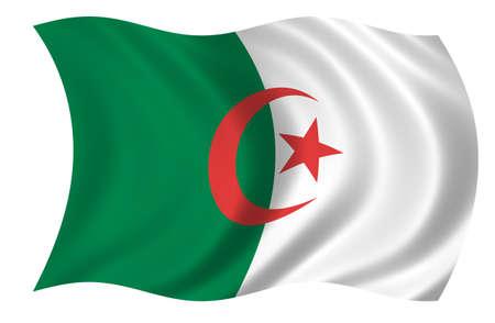 Algeria Flag photo