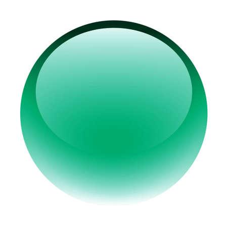 lybia: Aqua Country Button Lybia