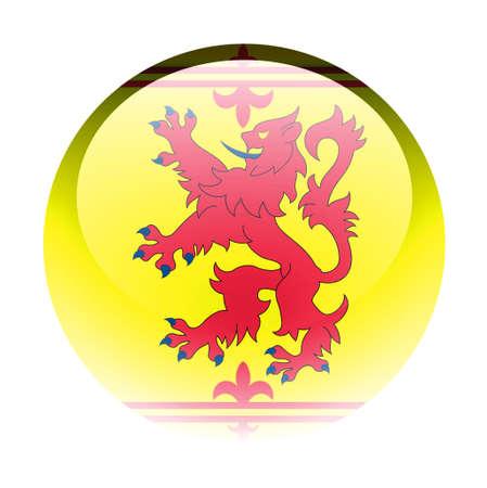 aquabutton: Aqua Country Button Scotland
