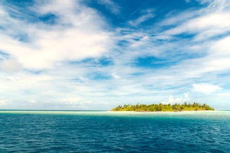 untouched: untouched island Stock Photo