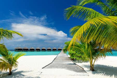 아름 다운 해변 에디토리얼