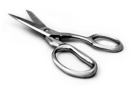 shears: Trimmer Shears Stock Photo