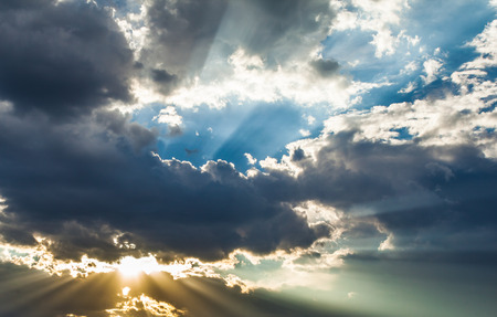 heavenly: Heavenly Clouds and Rays
