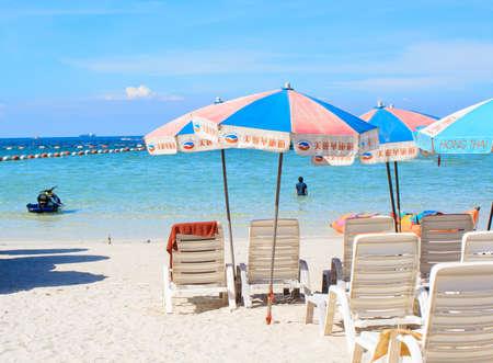 koh samet: beautiful Koh Samet island, summer Thailand Stock Photo