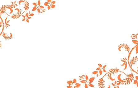venation: Seamless floral pattern , flower pattern