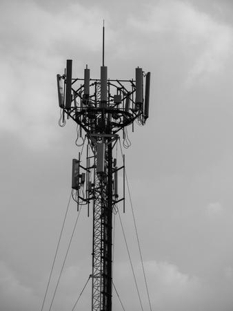 Mobile toren, Mobile toren van de antenne