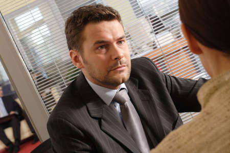 interrogation: business coaching
